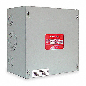 3HP Voltage Stabilizer, 9.1 Max. Amps