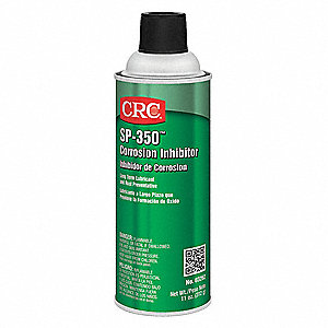 Corrosion Inhibitor, 16 oz. Container Size, 11 oz. Net Weight