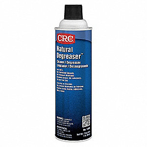 Degreaser, 20 oz. Aerosol Can, Unscented Liquid, Ready to Use, 1 EA