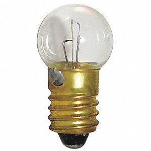 MINIATURE LAMP,406,0.8W,G4 1/2,2.6V