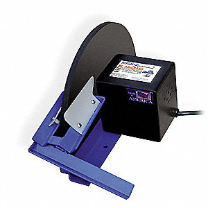 Skimmer,Disc,12 In,7 RPM,110VAC