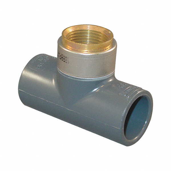 Spears schedule cpvc tee quot pipe size socket