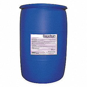55 gal. Daraclean® 236 All Purpose Aqueous Cleaner, Colorless To Pale Yellow