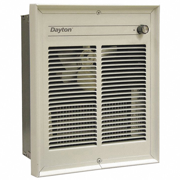 Dayton Electric Wall Heater Recessed Or Surface 208vac
