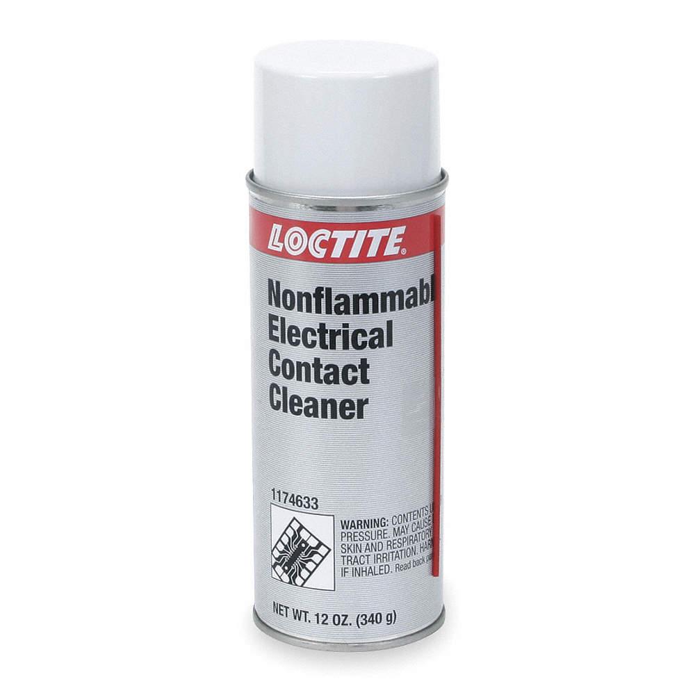 Contact Cleaner, 12 oz  Aerosol Can, Characteristic Liquid, 1 EA