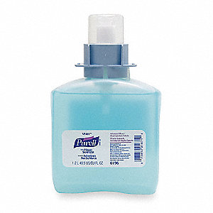 1200mL Hand Sanitizer Refill Bottle, 3 PK