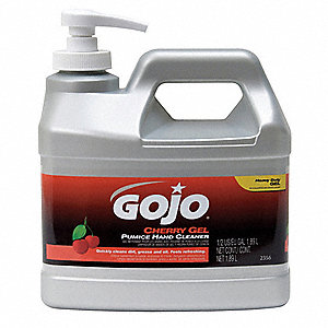 1/2 gal. Gel Hand Cleaner, 1 EA