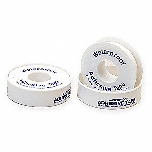 Adhesive Tape,1/2 In x 10 Yd