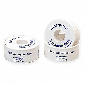 Adhesive Tape,1 In x 10 Yd