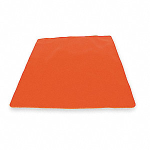 Drain Seal,Orange,Urethane