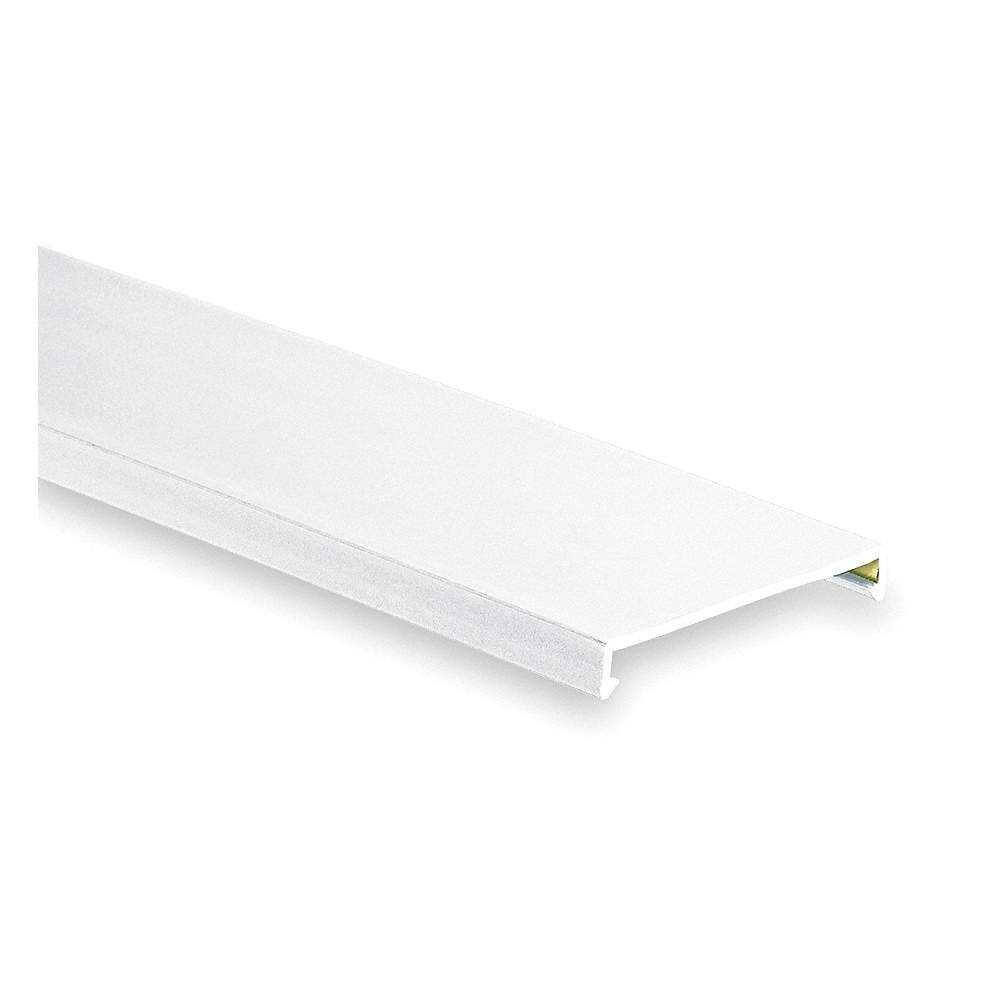 PANDUIT Wiring Duct Cover, Flush Cover Type, For Use With 1\