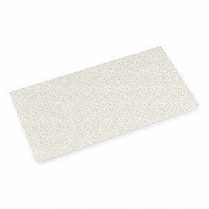 "Solid Clear Anti-Slip Tread, 16"" x 2.8 ft. Grit PVC, Acrylic Adhesive, 1 EA"