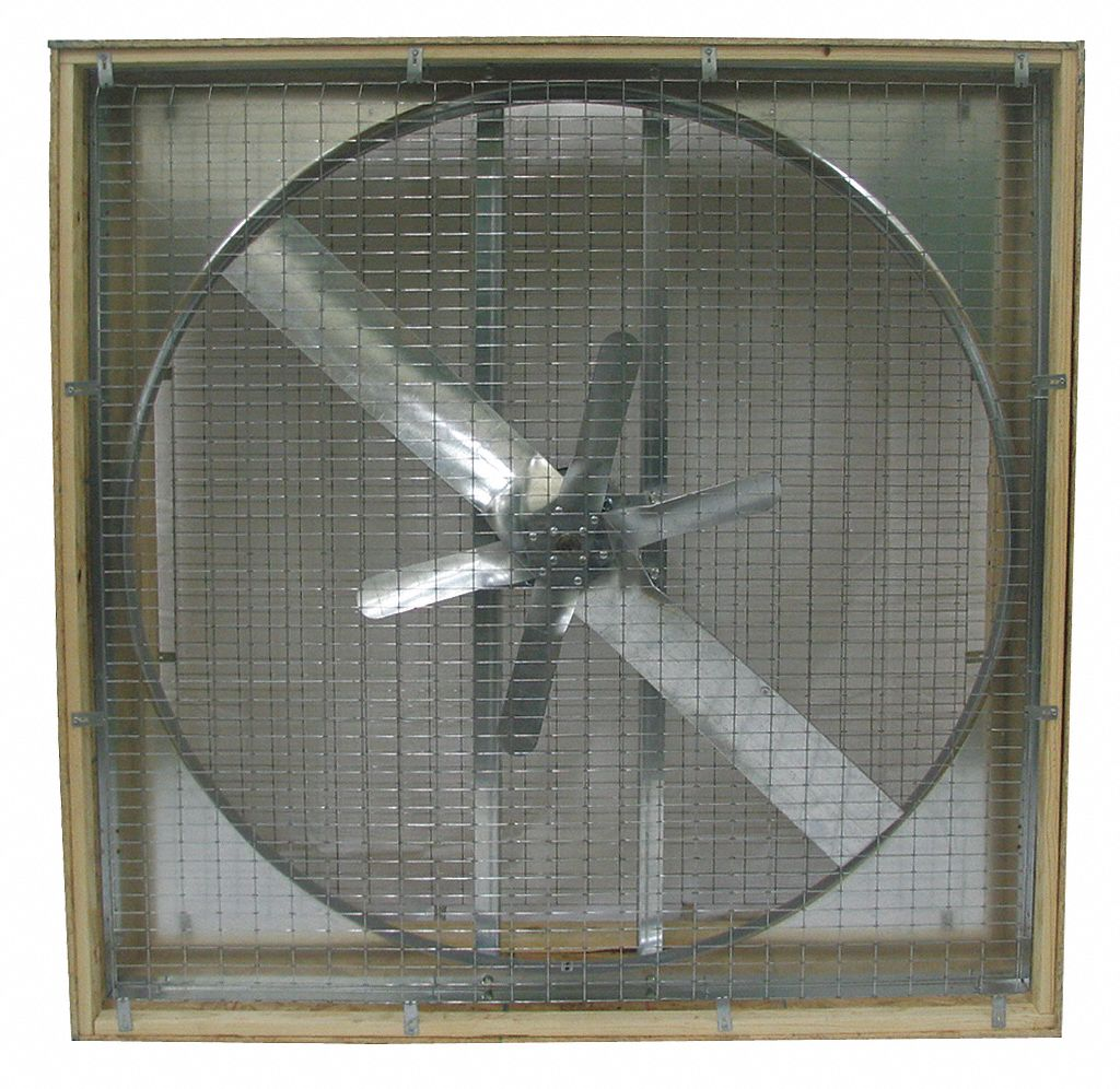 Agricultural fan
