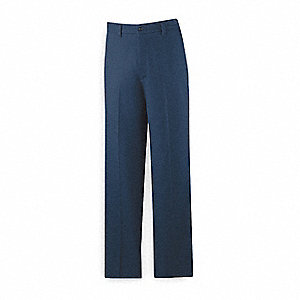 "Navy Pants, Nomex® IIIA, Fits Waist Size: 42"", 34"" Inseam, 5.7 cal./cm2 ATPV Rating"