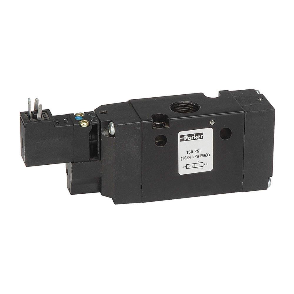 3 way air valve diagram parker 3 8  120vac  3 way 2 positionsolenoid air control valve  air control valve