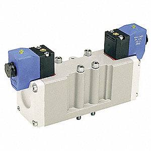 24VDC, 4-Way/2-PositionSolenoid Air Control Valve