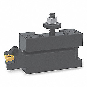 Tool Holder,  For Use With CXA Tool Post,  0.500 Dimension A (In.),  0.750 Dimension B (In.)