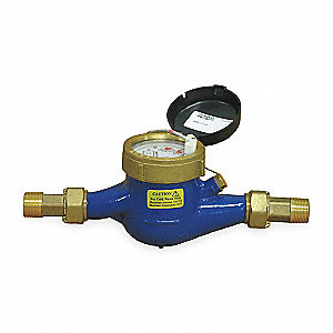 0.88 to 88 gpm Pulse Flowmeter