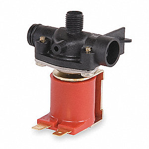 Closed Body Solenoid Valve, 24VAC For Use With Wash Fountains