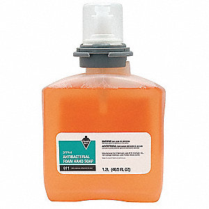 Fruity Foam Hand Soap, 1200mL Cartridge, Universal, 2 PK