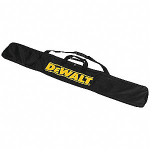 "Track Saw Carry Bag,  For Use With Mfr. No. DWS520K,  Length 60"",  Width 12"""