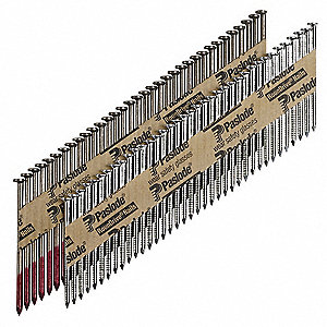 Framing Nail, 3 In,PK2000