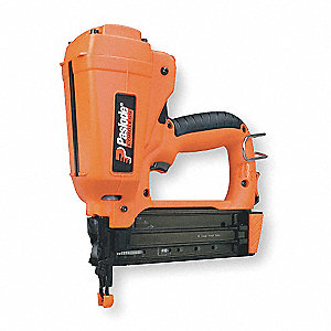 "Cordless Brad Nailer Kit, Voltage 7.4 Li-Ion, Battery Included, Fastener Range 5/8"" to 2"""