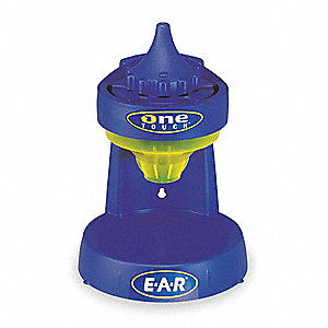 "Ear Plug Dispenser,8-1/2"" H x 10-3/4"" W"