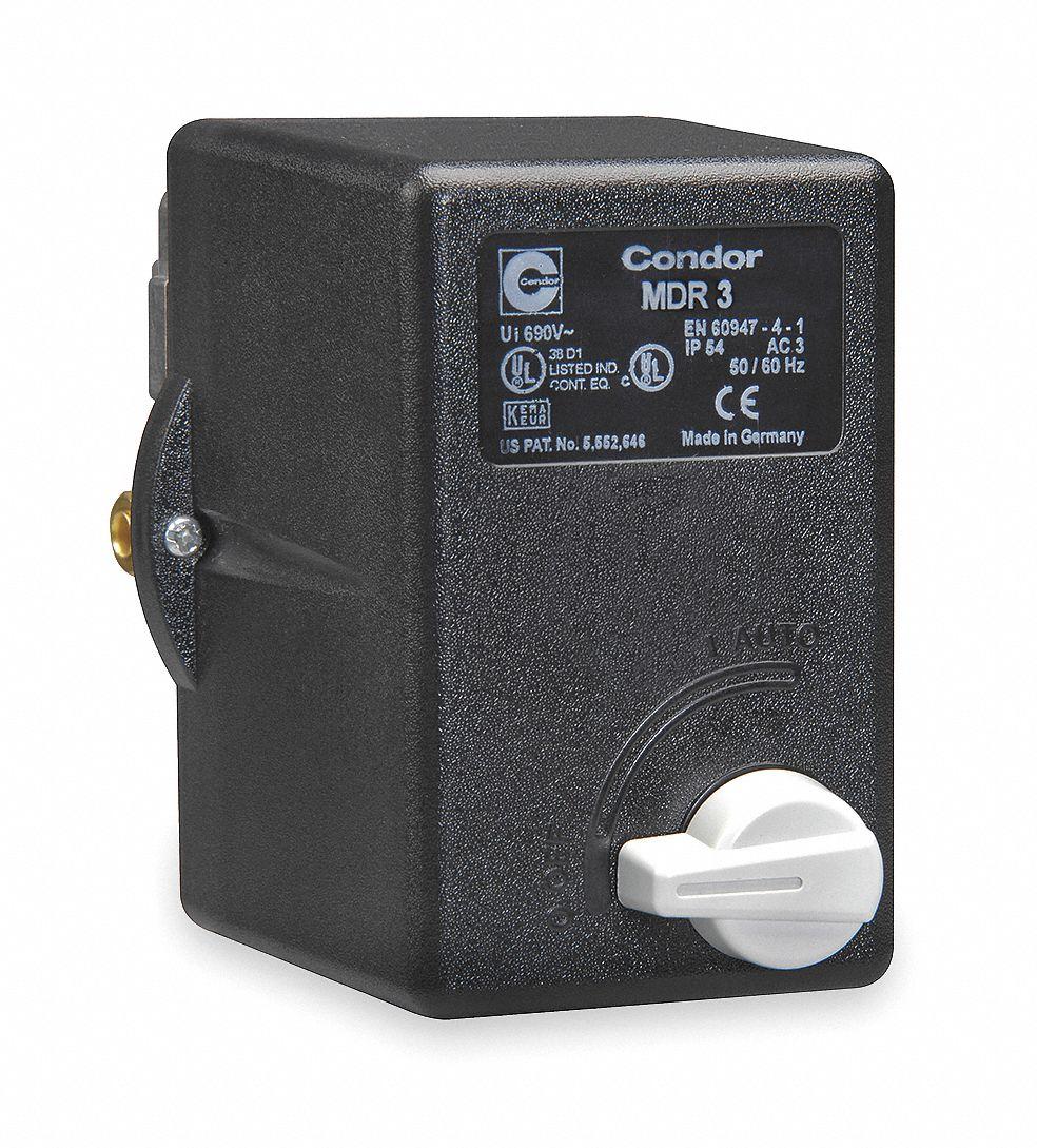 Condor usa inc air compressor pressure switch range 60 to 232 psi condor usa inc air compressor pressure switch range 60 to 232 psi port type 1 port 38 fnpt 3fwg931ke3exx grainger asfbconference2016 Choice Image