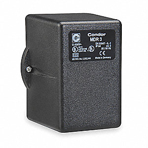 Pressure Switch Cover, For Use With Condor MDR3 Series Pressure Switches