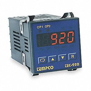 TEMP CONTROLLER,PROG,90-250V,RELAY2