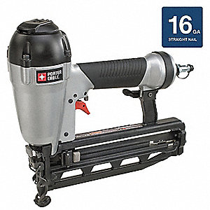 Air Finish Nailer,Adhesive,1 to 2-1/2""