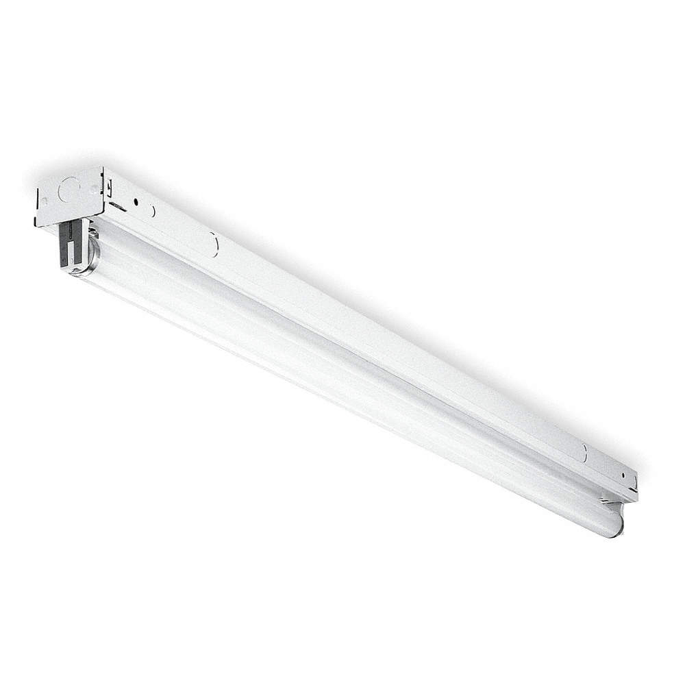 LITHONIA LIGHTING Fixture, Slim Channel - 3GA54|S 1 15PH 120 - Grainger