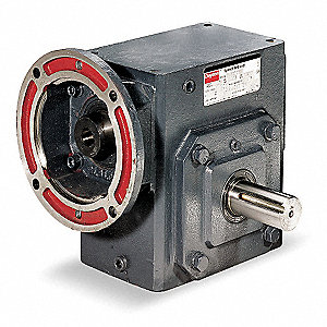 Standard Cast Iron C-Face Speed Reducer, Single Output, 1300 lb. Overhung Load