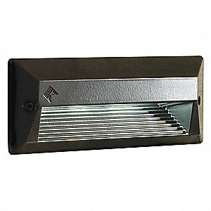 Step Light,LED,15 Watts,Black