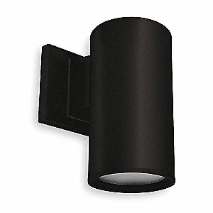 Cylinder Light,Black,LED,4 Watts