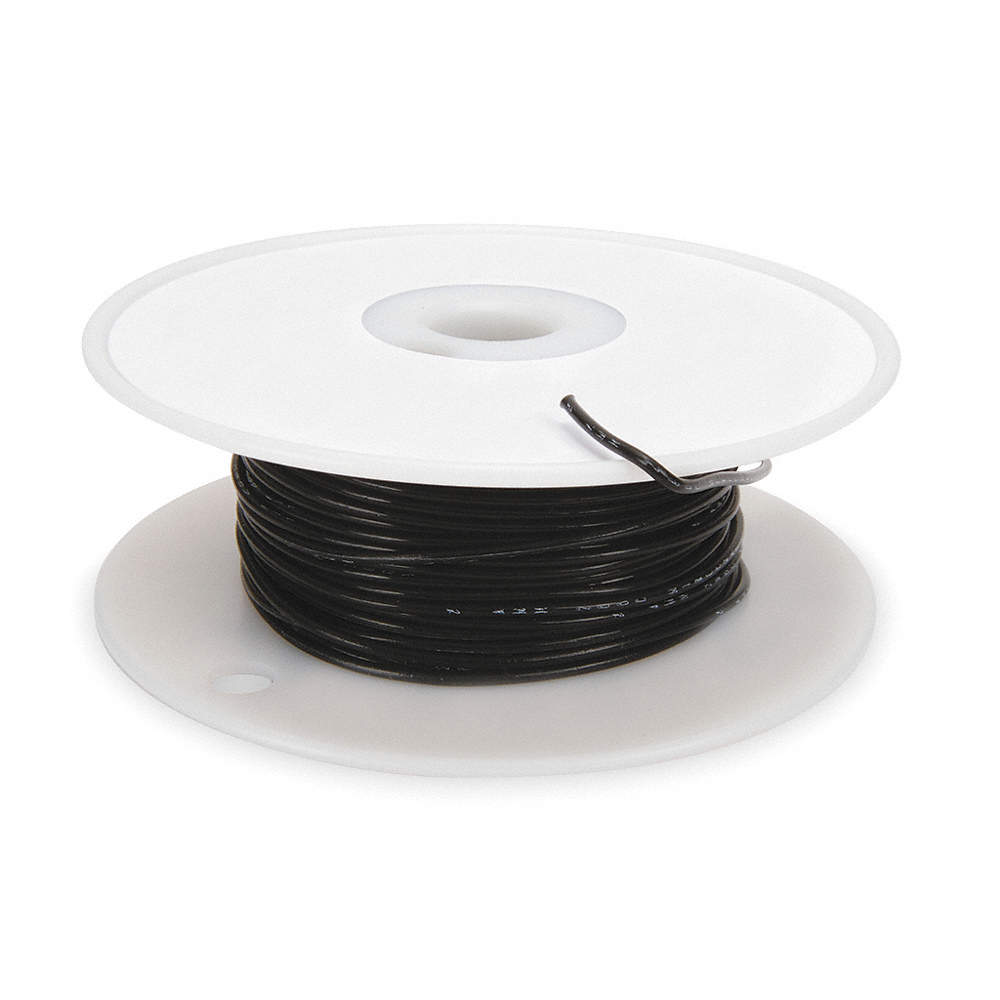 TEMPCO 250 ft., 300VAC High Temperature Lead Wire with PTFE Cable ...