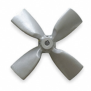 Propeller,12 In,1/2 Bore,1160 CFM