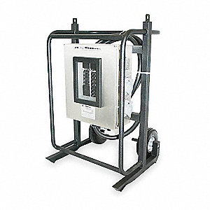 Power Distribution Cart,100 AC