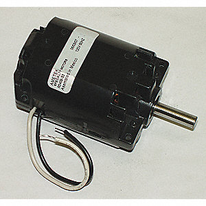 1/4 HP Universal AC/DC Motor,Universal AC/DC,19,500 Nameplate RPM,120 Voltage,Frame Non-Standard