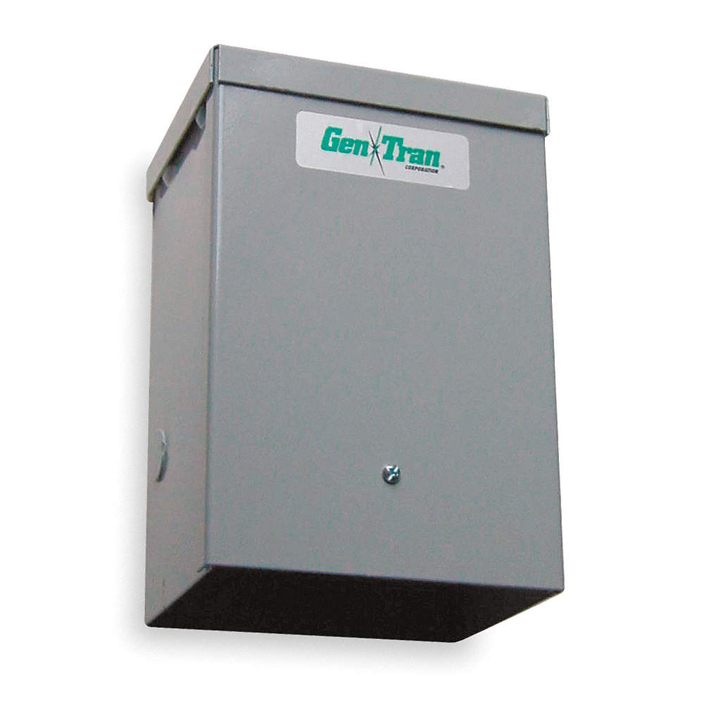 GENTRAN Power Inlet Box, Wall, Corrosion Resistant Aluminum, Use ...