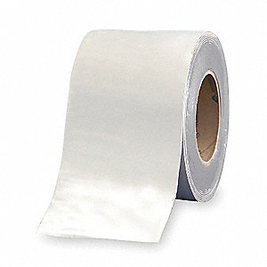 Roof Repair Tape,4 In x 25 Ft,65 Mil