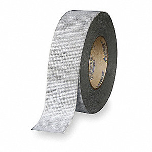 Roof Repair Tape,Size 2 In x 50 Ft,Gray