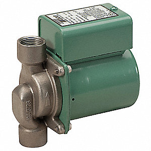 CIRCULATOR PUMP, 1/40 HP,115V, 0.52