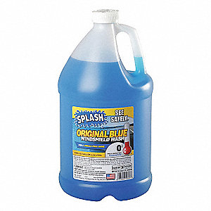 Windshield Wash,0 Degree,1 Gal,Blue