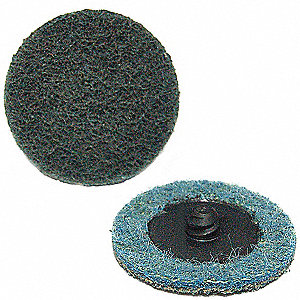 Quick Change Disc,AlO,3in,VF,TR