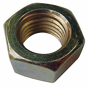 Hex Nut,5/8-11,Gr 8,YZ,PK540