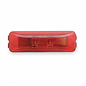 Clearance/Marker Lamp,FMVSS P2,Rectangle