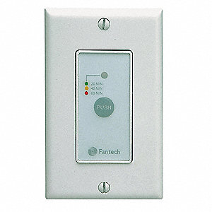 Timer Control,Push Button,24 Volt