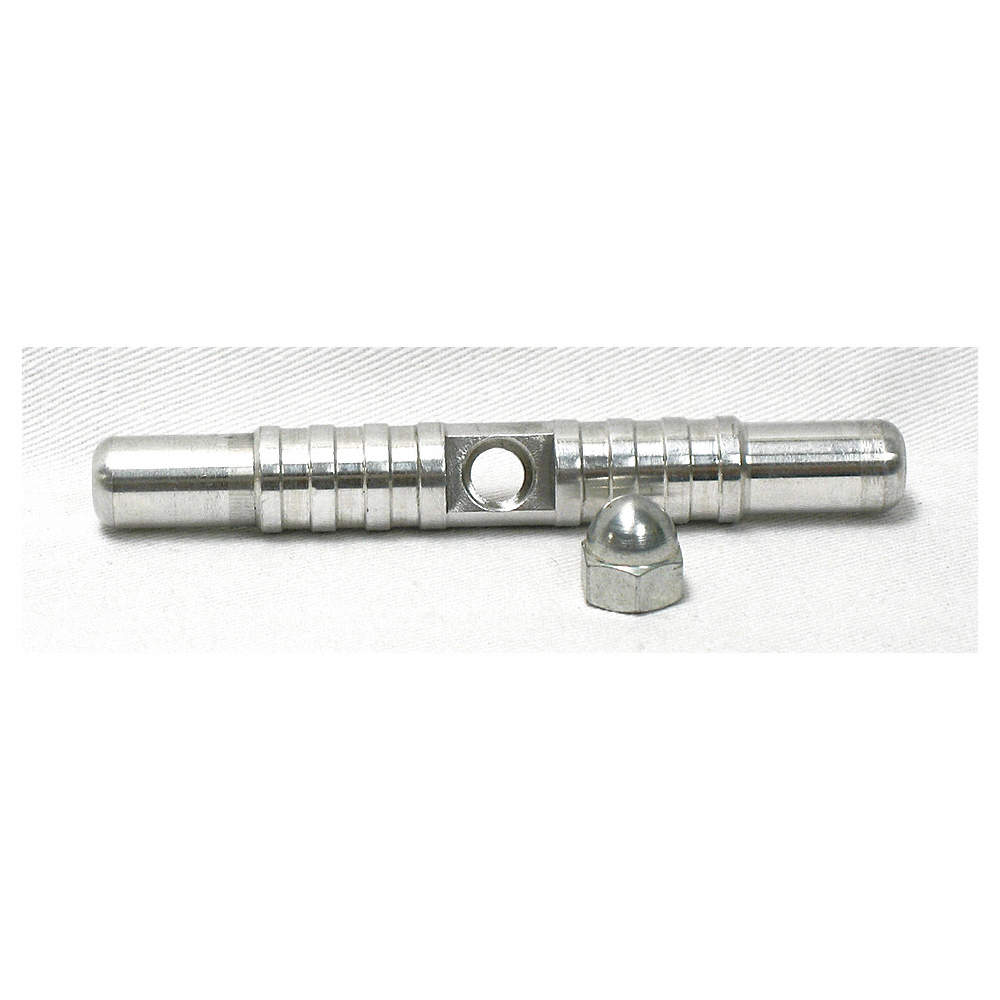 TOUGH GUY 3HHE1 T Handle,1//4 28 F Thread